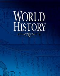 Glencoe World History, Standardized Test Practice Workbook , Student Edition
