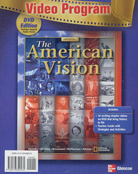 American Vision, Video Program DVD