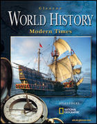 Glencoe World History Modern Times, Audio Program CD