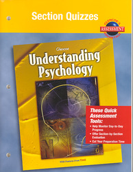 Understanding Psychology, Section Quizzes