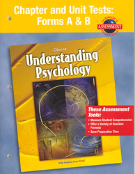 Understanding Psychology, Chapter and Unit Tests A and B