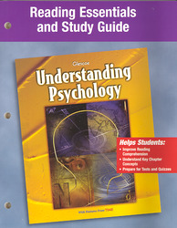Understanding Psychology, Reading Essentials and Study Guide, Teacher Edition