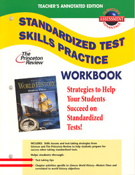Glencoe World History Modern Times, Standardized Test Practice Workbook, Teacher Edition
