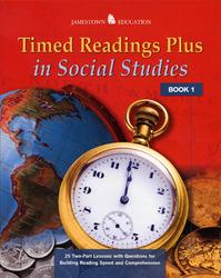 Timed Readings Plus Social Studies Book 4