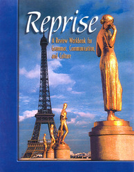 Reprise: A Review Workbook for Grammar, Communication, and Culture, Student Text