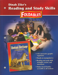 Human Heritage, Reading and Study Skills Foldables