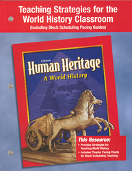 Human Heritage, Teaching Strategies for the World History Classroom