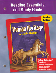 Human Heritage, Reading Essentials and Study Guide, Teacher Edition