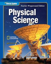 Physical iScience, Grade 8, Teacher Wraparound Edition