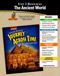 Journey Across Time, Early Ages, Unit 2 Resource