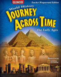 Journey Across Time, Early Ages, Teacher Wraparound Edition