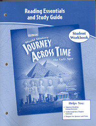 Journey Across Time, Early Ages, Reading Essentials and Study Guide, Workbook