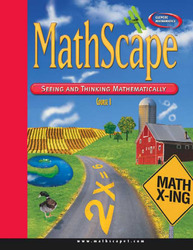 MathScape: Seeing and Thinking Mathematically, Course 1, Consolidated Student Guide