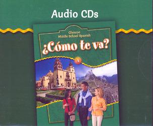 ¿Cómo te va? Level A Nivel verde, Audio CD Program