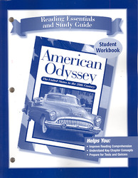 American Odyssey; Reading Essentials and Study Guide, Workbook