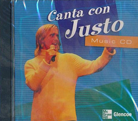Canta con Justo Music CD