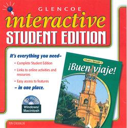 ¡Buen viaje! Level 2, Interactive Student Edition CD-ROM