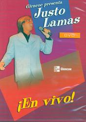 Justo Lamas ¡En vivo! Music Video (DVD)