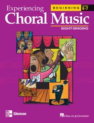 Experiencing Choral Music, Beginning Sight-Singing