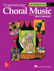 Experiencing Choral Music, Intermediate Sight-Singing