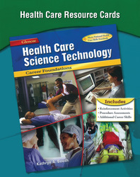 Health Care Science Technology: Career Foundations, Health Care Resource Cards
