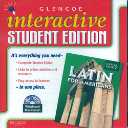 Latin for Americans Level 2, Interactive Student Edition