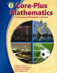 Core-Plus Mathematics  Course 1, Student Edition
