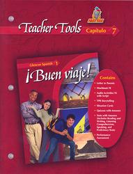 ¡Buen viaje! Level 1, TeacherTools Chapter 7