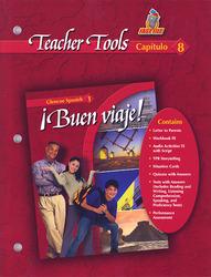 ¡Buen viaje! Level 1, TeacherTools Chapter 8