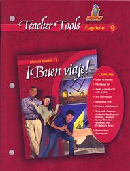 ¡Buen viaje! Level 1, TeacherTools Chapter 9