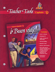 ¡Buen viaje! Level 1, TeacherTools Chapter 12
