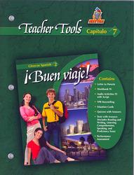¡Buen viaje! Level 2, TeacherTools Chapter 7