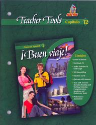 ¡Buen viaje! Level 2, TeacherTools Chapter 12
