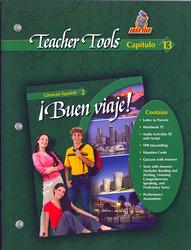 ¡Buen viaje! Level 2, TeacherTools Chapter 13