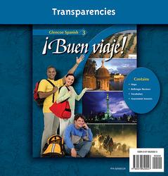 ¡Buen viaje! Level 3, Transparency Binder