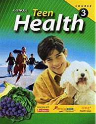 Teen Health Course 3, ExamView Pro Testmaker Software