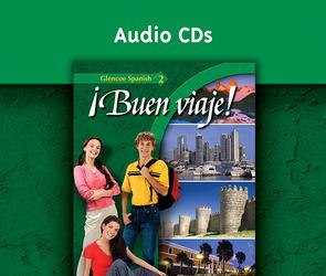 ¡Buen viaje! Level 2, Audio Program CDs