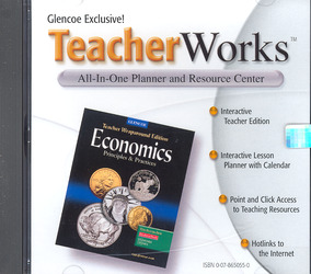Economics, Principles and Practices, TeacherWorks CD-ROM