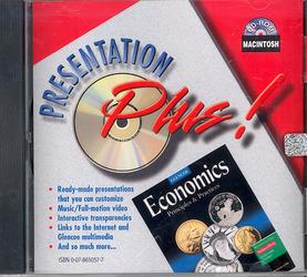 Economics: Principles and Practices, Presentation Plus! CD-ROM, MAC