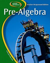 Glencoe Pre-Algebra, Teacher Wraparound Edition