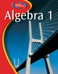 Glencoe Algebra 1, Student Edition