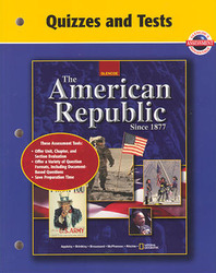 The American Republic Since 1877, Quizzes and Tests