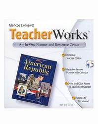 The American Republic Since 1877, TeacherWorks CD-ROM