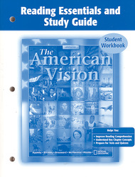 The American Vision, Reading Essentials and Study Guide, Student Edition