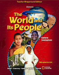 The World and Its People: Eastern Hemisphere, Teacher Wraparound Edition
