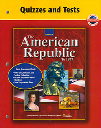 The American Republic to 1877, Quizzes and Tests