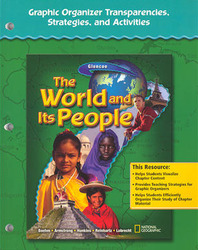 The World and Its People, Graphic Organizer Transparencies, Strategies and Activities