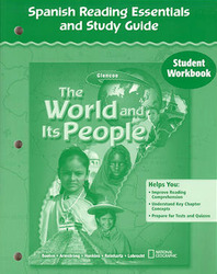 The World and Its People, Spanish Reading Essentials and Study Guide, Student Workbook