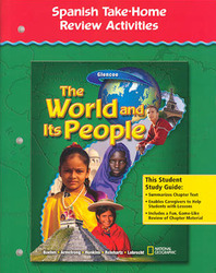 The World and Its People, Spanish Take Home Review Activities