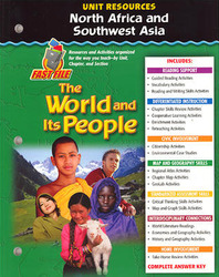The World and Its People: Eastern Hemisphere, North Africa and Southwest Asia Resource Book